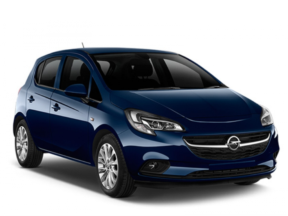 Opel Corsa automatic with camera and GPS